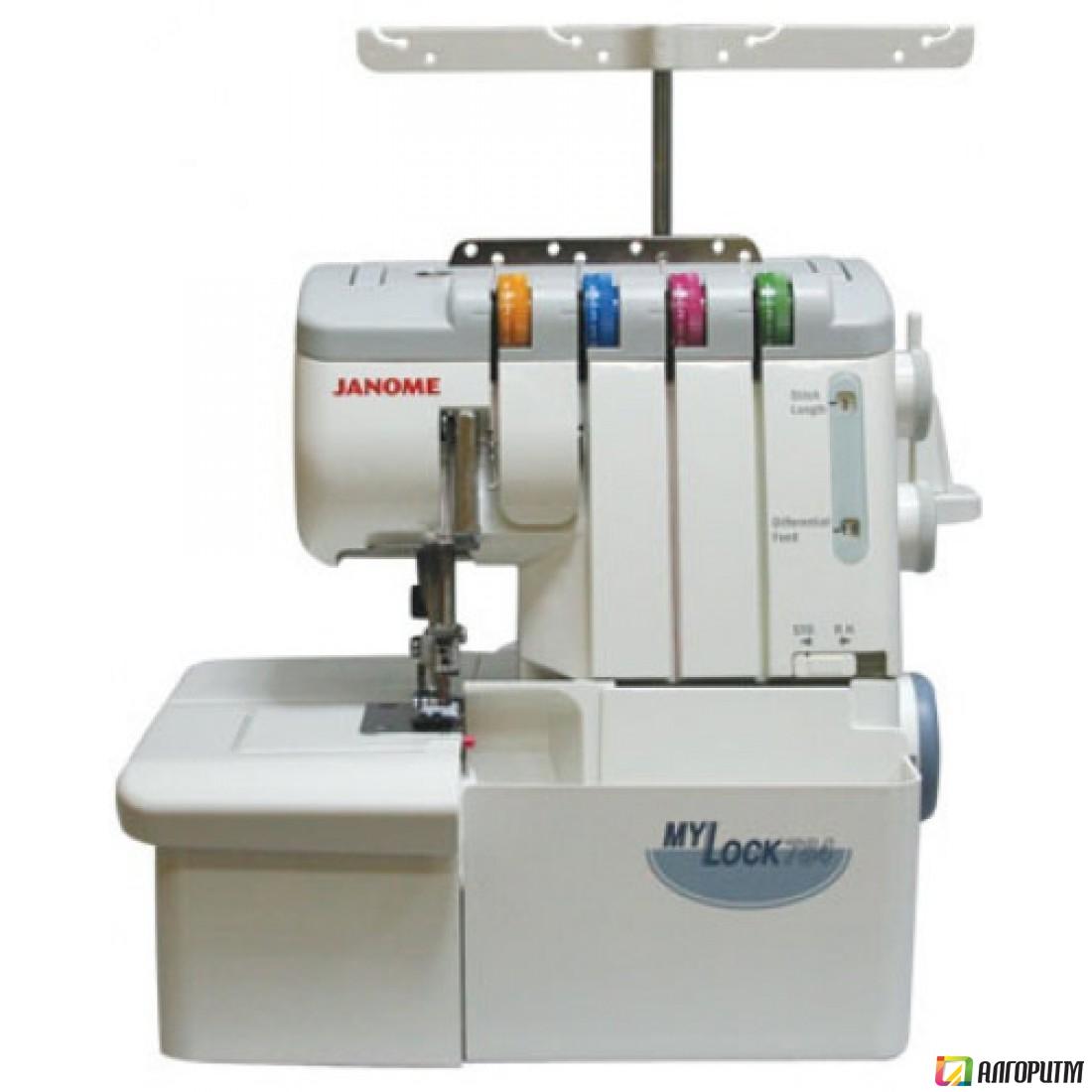 Швейные машины, оверлоки, вязальные и вышивальные