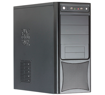 Компьютер N-Tech Office (Celeron J1800, 4GB DDR3, 500Gb, mATX, 450W)