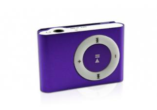 MP3-плеер MiniClip MP3 Purple