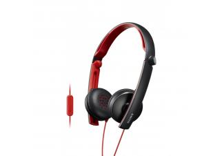Наушники Sony MDR-S70AP Red