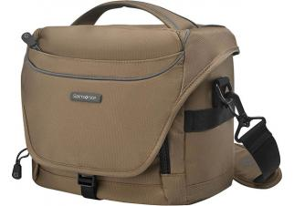 Сумка для фотоаппарата Samsonite B-Lite Fresh Foto Shoulderbag M Khaki (P02004)