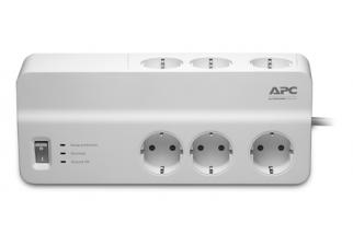 Сетевой фильтр APC Essential SurgeArrest 6 (PM6-RS)