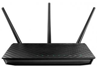Wi-Fi маршрутизатор ASUS RT-N66U