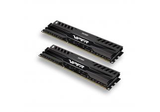 Оперативная память Patriot Viper 3 Black Mamba 2x4GB KIT DDR3 PC3-15000 (PV38G186C0K)