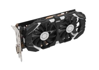 Видеокарта MSI GeForce GTX 1060 OCV1 6GB GDDR5 (GTX 1060 6GT OCV1)