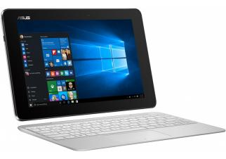 Планшет Asus Transformer Book T100HA-FU004T 32GB Dock (White)