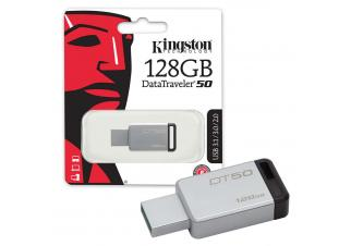 USB флешка Kingston DataTraveler 50 128GB (DT50/128GB)