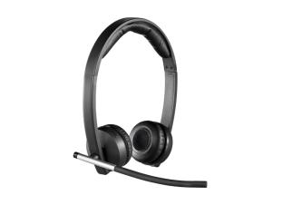 Наушники Logitech Wireless Headset Dual (H820e)