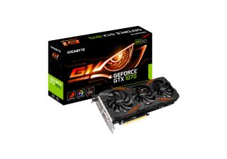 Видеокарта Gigabyte GeForce GTX 1070 G1 Gaming 8GB GDDR5 (GV-N1070G1 GAMING-8GD)