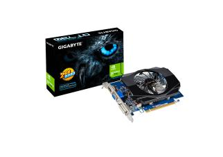 Видеокарта Gigabyte GeForce GT 730 2GB DDR3 (GV-N730D3-2GI)