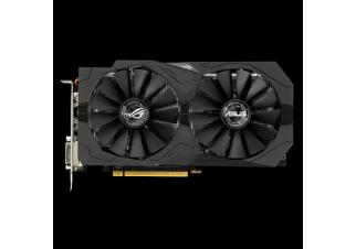 Видеокарта Asus Geforce GTX 1050TI 4GB GDDR5 ROG (STRIX-GTX1050TI-4G-GAMING)