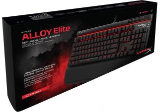 Клавиатура Kingston HyperX Alloy Elite Cherry MX Brown (HX-KB2BR1-RU/R1)