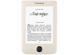 Электронная книга PocketBook 615 Plus (Beige)