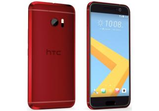 Смартфон HTC 10 Lifestyle Camellia Red