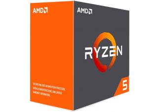Процессор AMD Ryzen 5 1600X (BOX, без кулера)