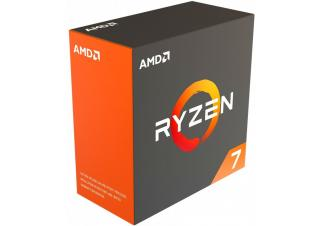 Процессор AMD Ryzen 7 1700X (BOX, без кулера)
