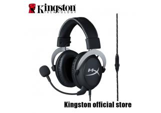 Наушники Kingston Cloud Silver HX-HSCL-SR/NA