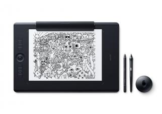 Графический планшет Wacom Intuos Pro Paper Edition PTH-660P (Medium)