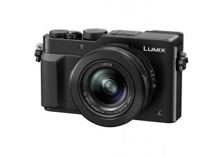 Фотоаппарат Panasonic Lumix DMC-LX100 (черный)