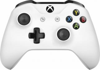 Геймпад Microsoft Xbox One Wireless Controller (белый)