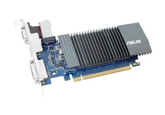 Видеокарта Asus GeForce GT 710 LP BRK 1GB GDDR5
