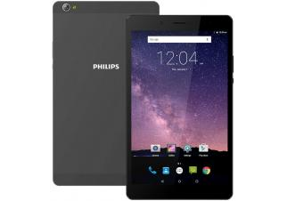 Планшет Philips E Line (16Gb) TLE821L/51 (черный)