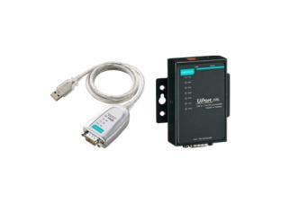 Кабель Moxa UPort 1150I (1-port RS-232/422/485 USB-to-serial)