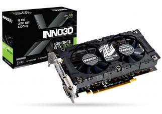 Видеокарта Inno3D GeForce GTX 1070 Ti X2 V2 8GB GDDR5 (N107T2SDNP5DS)