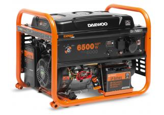 Генератор Daewoo Power GDA 7500DFE