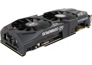 Видеокарта Asus Cerberus GeForce GTX 1070 Ti Advanced Edition 8GB GDDR5