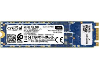 SSD диск Crucial MX500 500GB (CT500MX500SSD4)