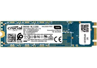 SSD диск Crucial MX500 250GB (CT250MX500SSD4)