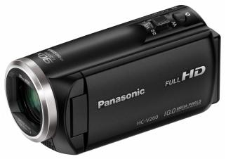 Видеокамера Panasonic HC-V260EE Black