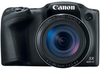 Фотоаппарат Canon PowerShot SX420 IS (черный)
