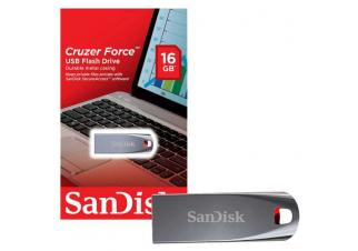 USB флешка SanDisk Cruzer Force 16GB (SDCZ71-016G-B35)