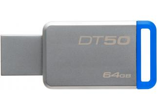 USB флешка Kingston DataTraveler 50 64GB (DT50/64GB)