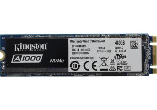 SSD диск Kingston A1000 480GB (SA1000M8/480G)