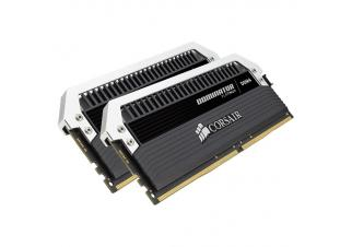 Оперативная память Corsair Dominator Platinum 2x8GB DDR4 PC4-24000 (CMD16GX4M2B3000C15)
