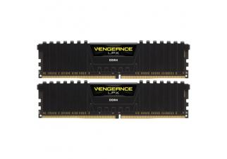 Оперативная память Corsair Vengeance LPX 2x8GB DDR4 PC4-25600 (CMK16GX4M2B3200C16)