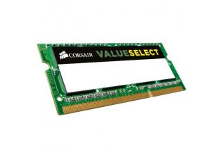 Оперативная память Corsair Value Select 8GB DDR3 SO-DIMM PC3-12800 (CMSO8GX3M1C1600C11)