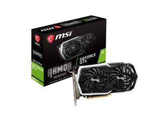 Видеокарта MSI GeForce GTX 1660 Ti Armor OC 6GB GDDR6