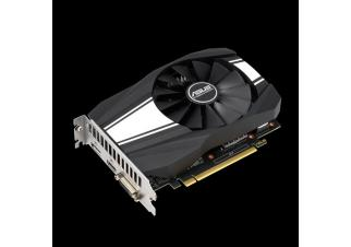 Видеокарта Asus Phoenix GeForce GTX 1660 OC Edition 6GB GDDR5 (PH-GTX1660-O6G)