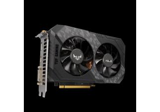 Видеокарта Asus TUF Gaming GeForce GTX 1660 OC 6GB GDDR5 (TUF-GTX1660-O6G-GAMING)