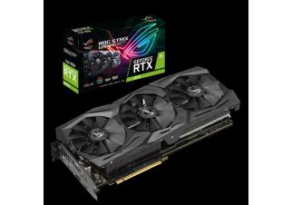 Видеокарта Asus GeForce RTX 2070 8GB GDDR6 (ROG-STRIX-RTX2070-A8G-GAMING)