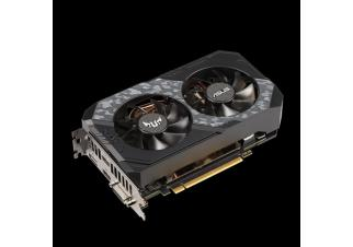 Видеокарта Asus TUF GeForce RTX 2060 OC 6GB GDDR6 (TUF-RTX2060-O6G-GAMING)