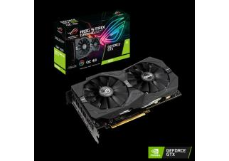 Видеокарта Asus ROG Strix GeForce GTX 1650 OC edition 4GB GDDR5