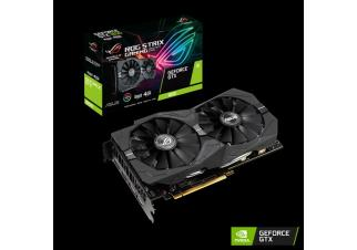 Видеокарта Asus ROG Strix GeForce GTX 1650 Advanced edition 4GB GDDR5