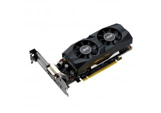 Видеокарта Asus GeForce GTX 1650 OC edition 4GB GDDR5 (GTX1650-O4G-LP-BRK)