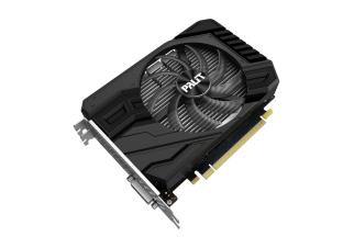 Видеокарта Palit GeForce GTX 1650 Super StormX 4GB GDDR6 (NE6165S018G1-166F)