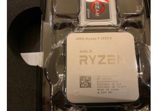 Процессор AMD Ryzen 9 3950X (BOX, без кулера)